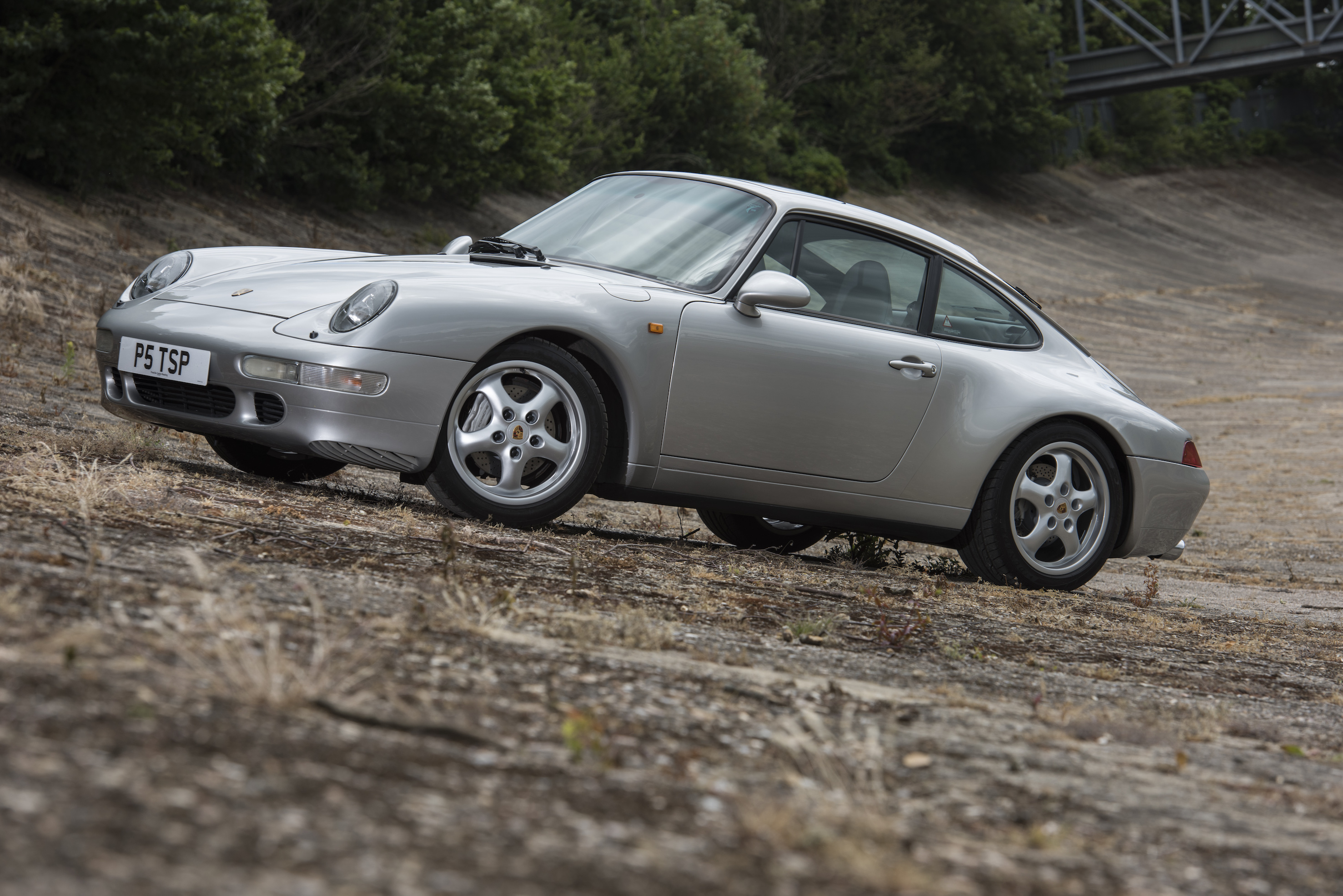 Porsche 993 C4 Manual Coupe