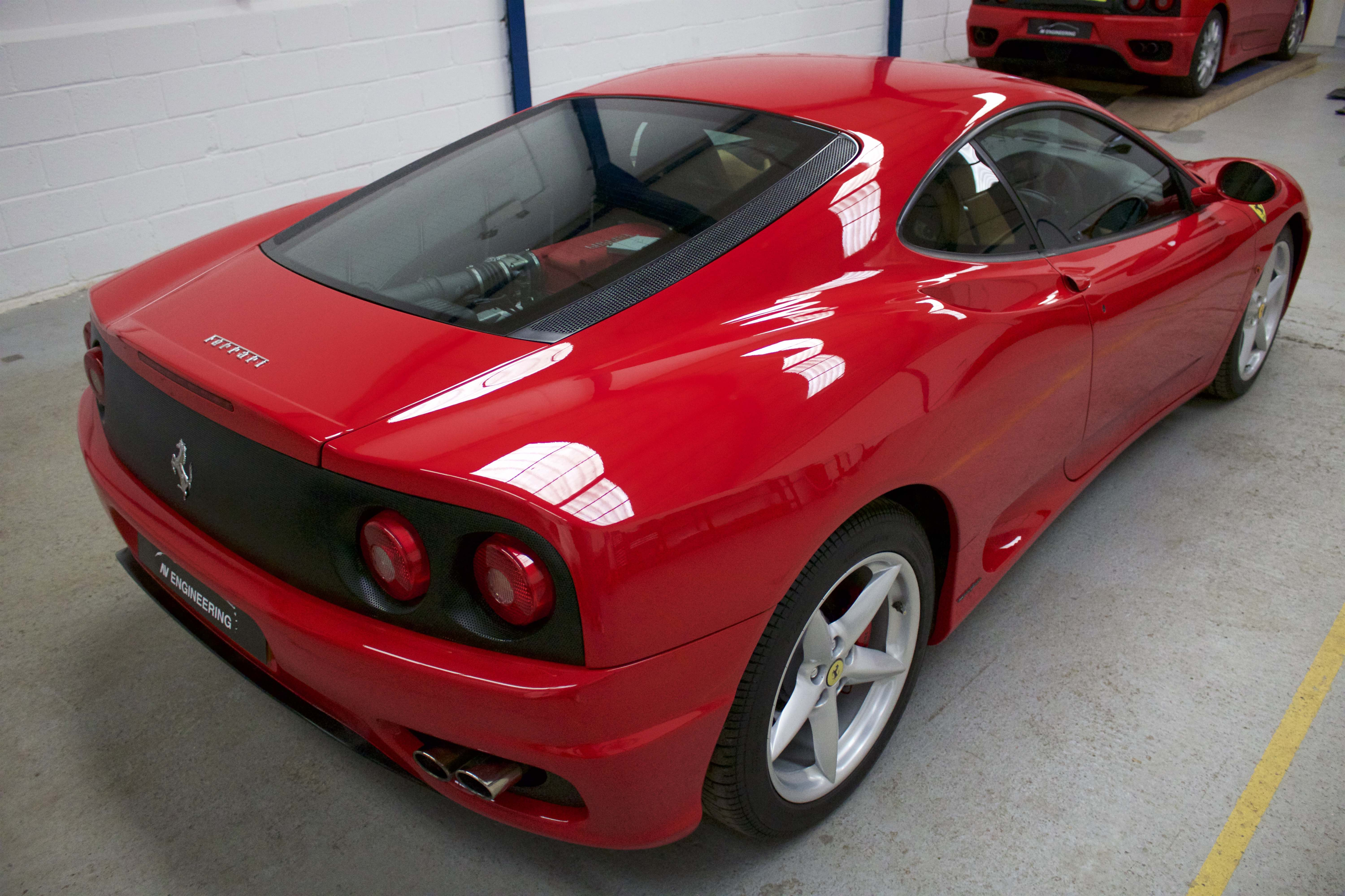 Ferrari 360 Modena Coupe | AV Engineering